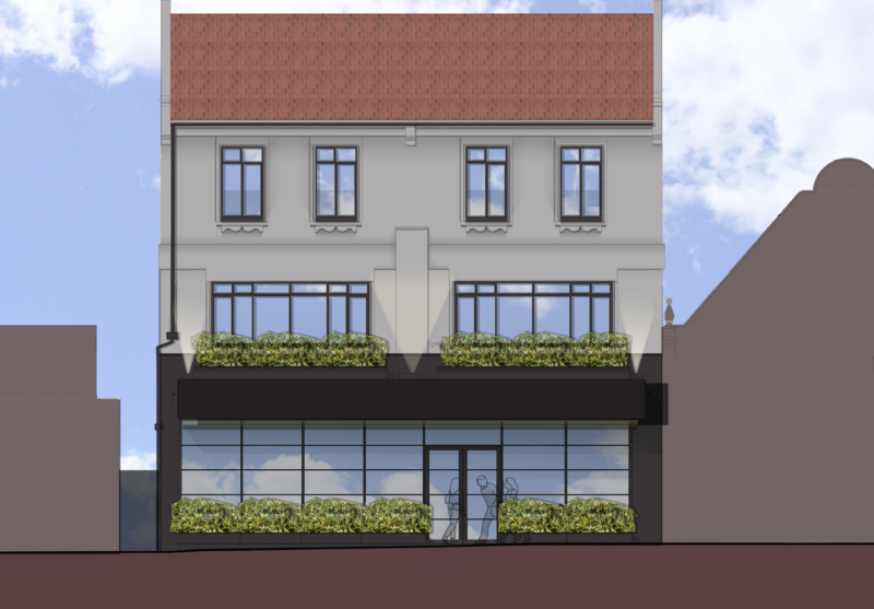Dawes and Green Awarded Contract to help Transform Historical Local Facade